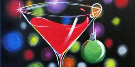 Urban Paint & Sip's Christmas Party tickets