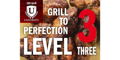 LOMBARDIA - BS - GRP358 - BBQ4ALL GRILL TO PERFECTION Level 3 - FLOVER BS