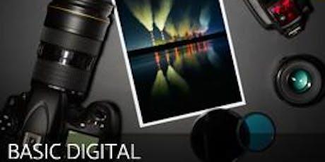 Basic Digital Photography tickets