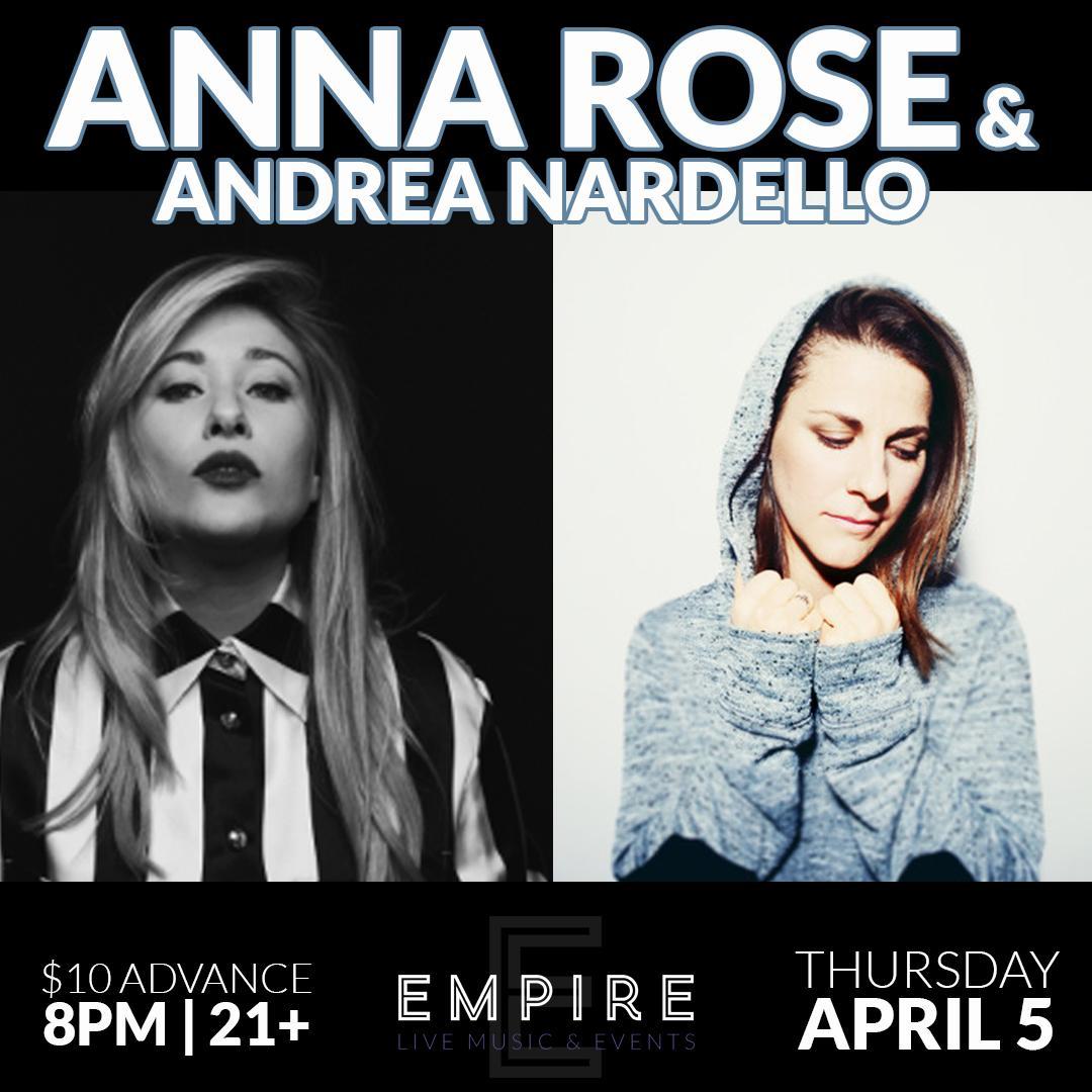 Anna Rose & Andrea Nardello