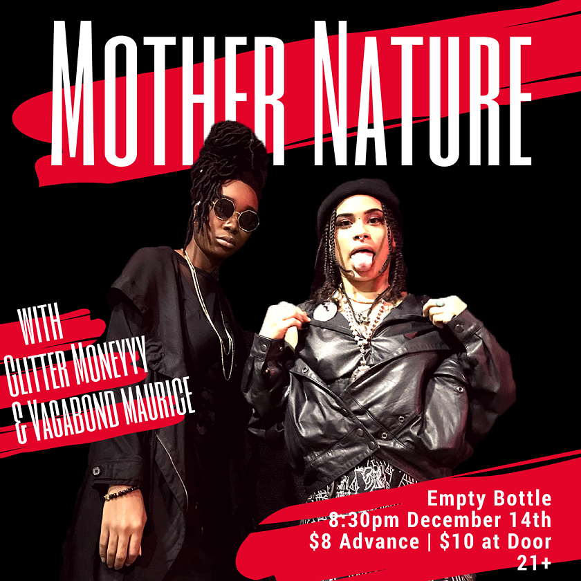 Mother Nature / Glitter Moneyyy / Vagabond Maurice