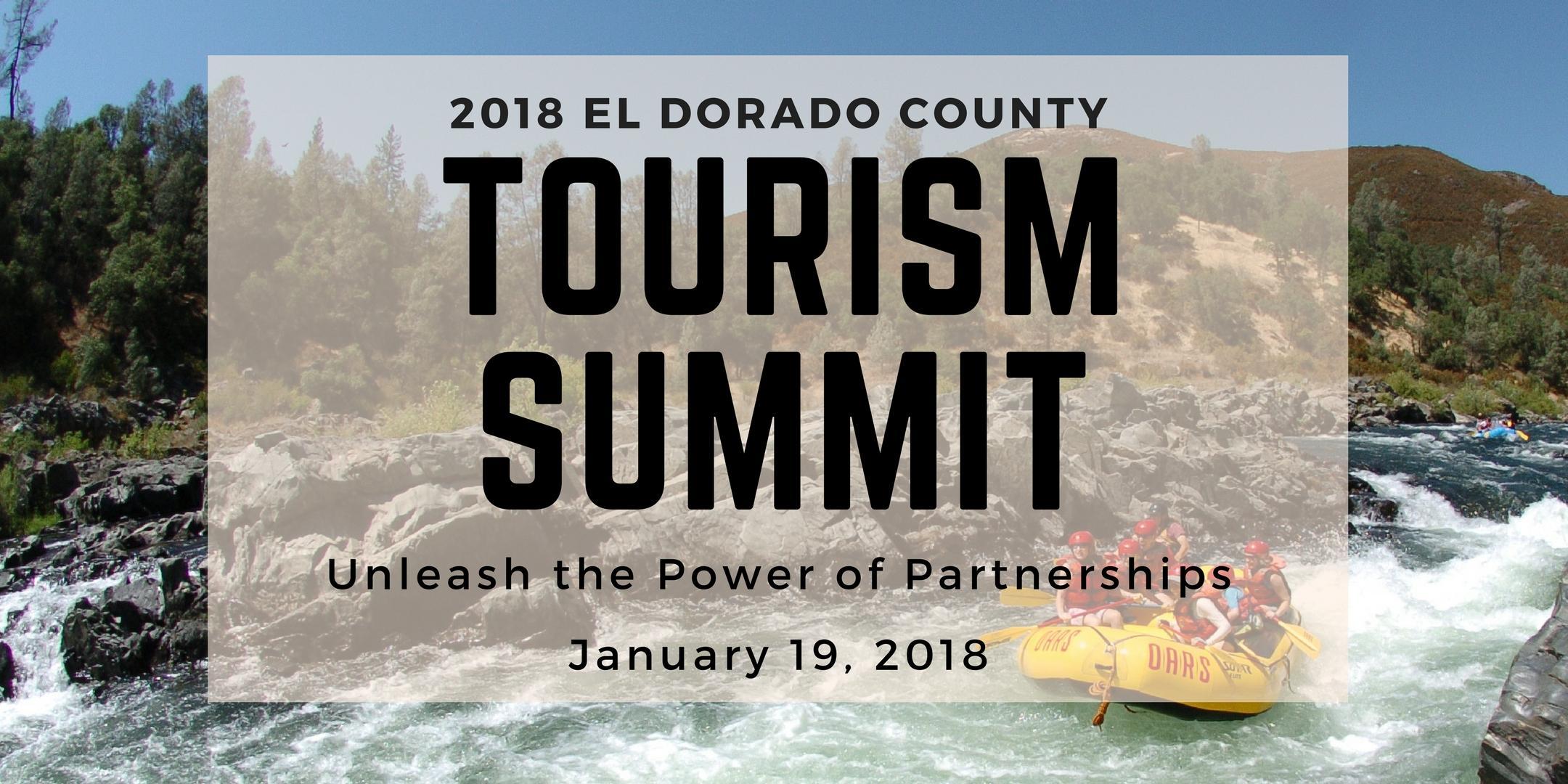 2018 El Dorado County Tourism Summit
