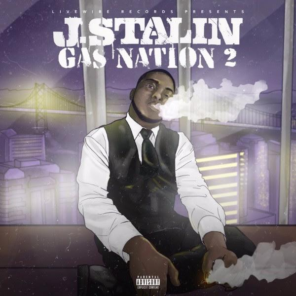 J STALIN LIVE IN MODESTO #GASNATION2TOUR