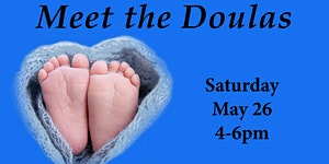 Meet the Doulas May 26, 2018