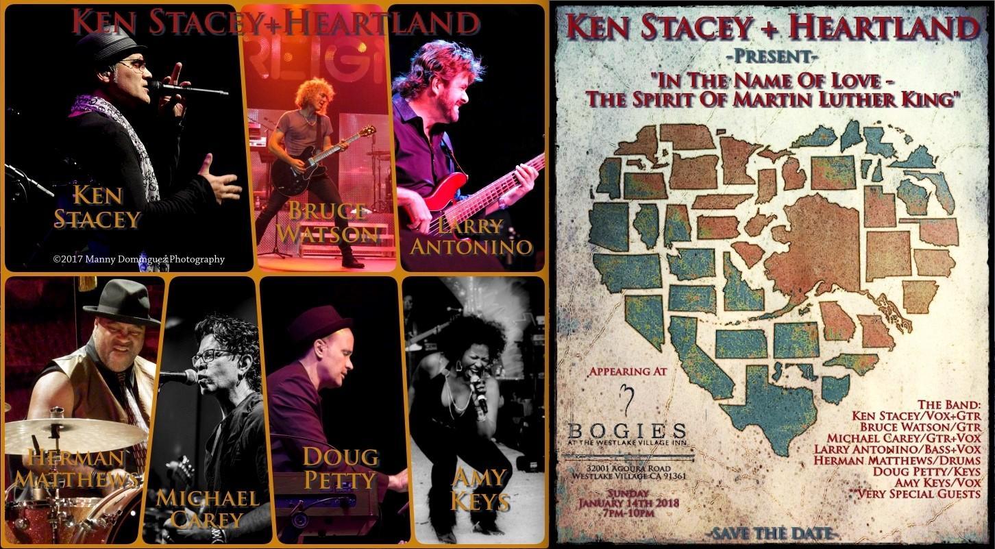 Ken Stacey + Heartland