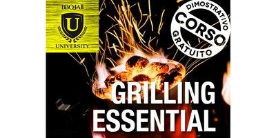 FRIULI VG - UD - GES152 - BBQ4ALL GRILLING ESSENTIAL - DOSE
