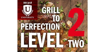 FRIULI VG - UD - GRP282 - BBQ4ALL GRILL TO PERFECTION Level 2 - DOSE