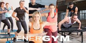 #EnerGYM - Bellicon Trampoline Launch & Academy