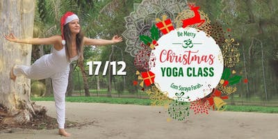 Yoga para um Natal Solidário
