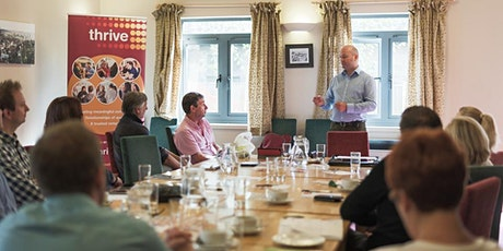 Thrive Norwich – Friday afternoon networking meeting tickets
