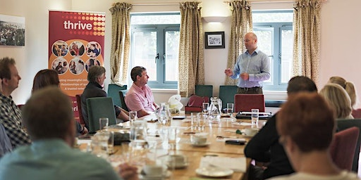 Thrive Norwich – Friday afternoon networking meeting