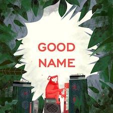 Good Name logo