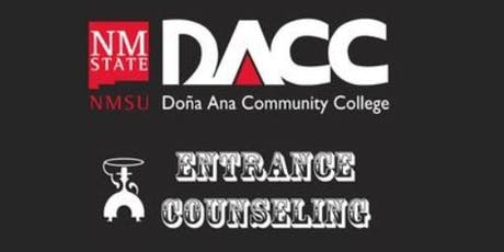 DACC Espina Campus: In-Person Loan Entrance Counseling tickets