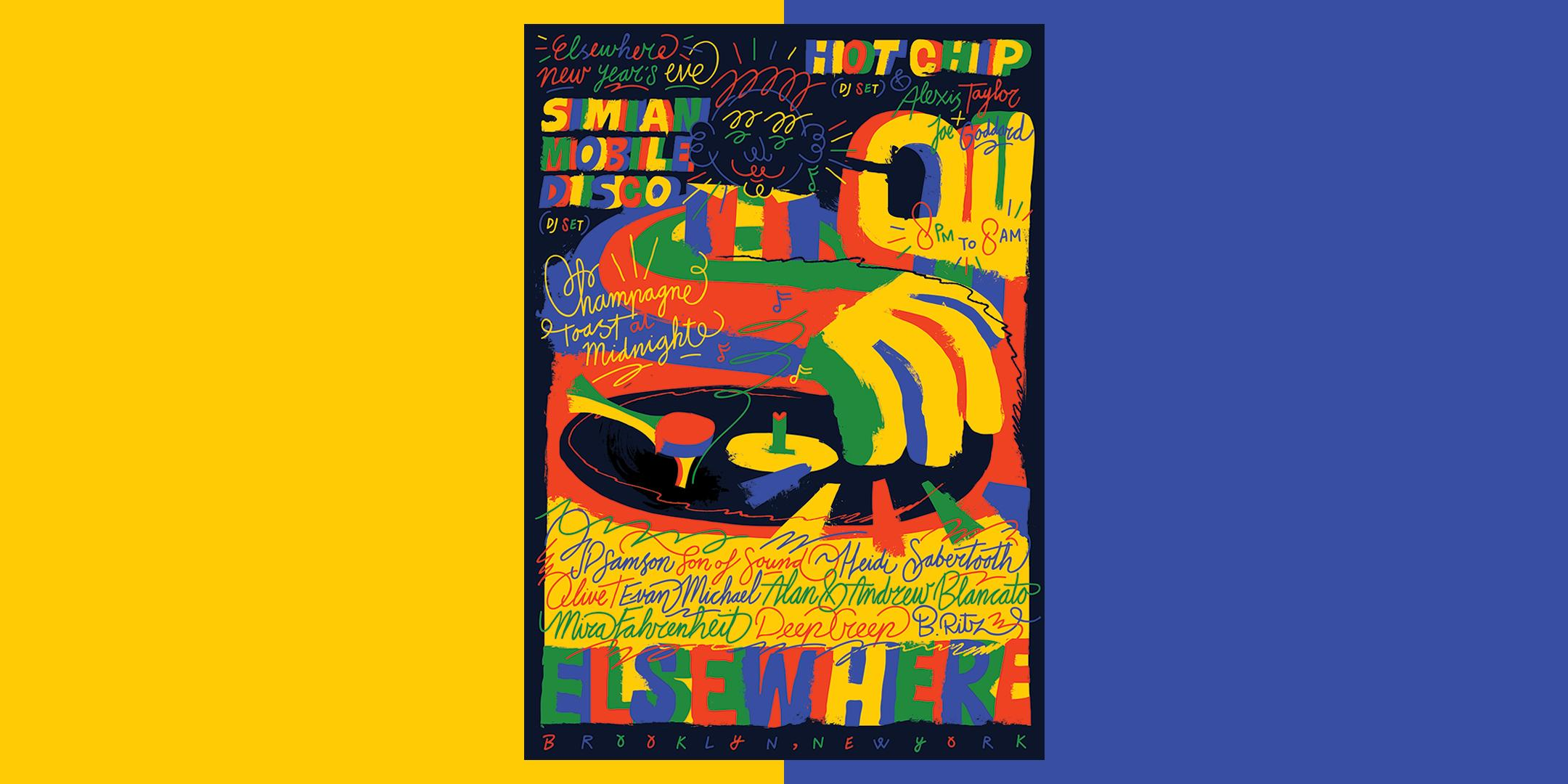 Hot Chip (DJ Set) + Simian Mobile Disco (DJ Set)
