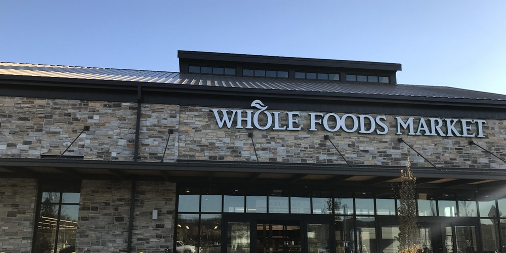 Whole Foods Exton Map