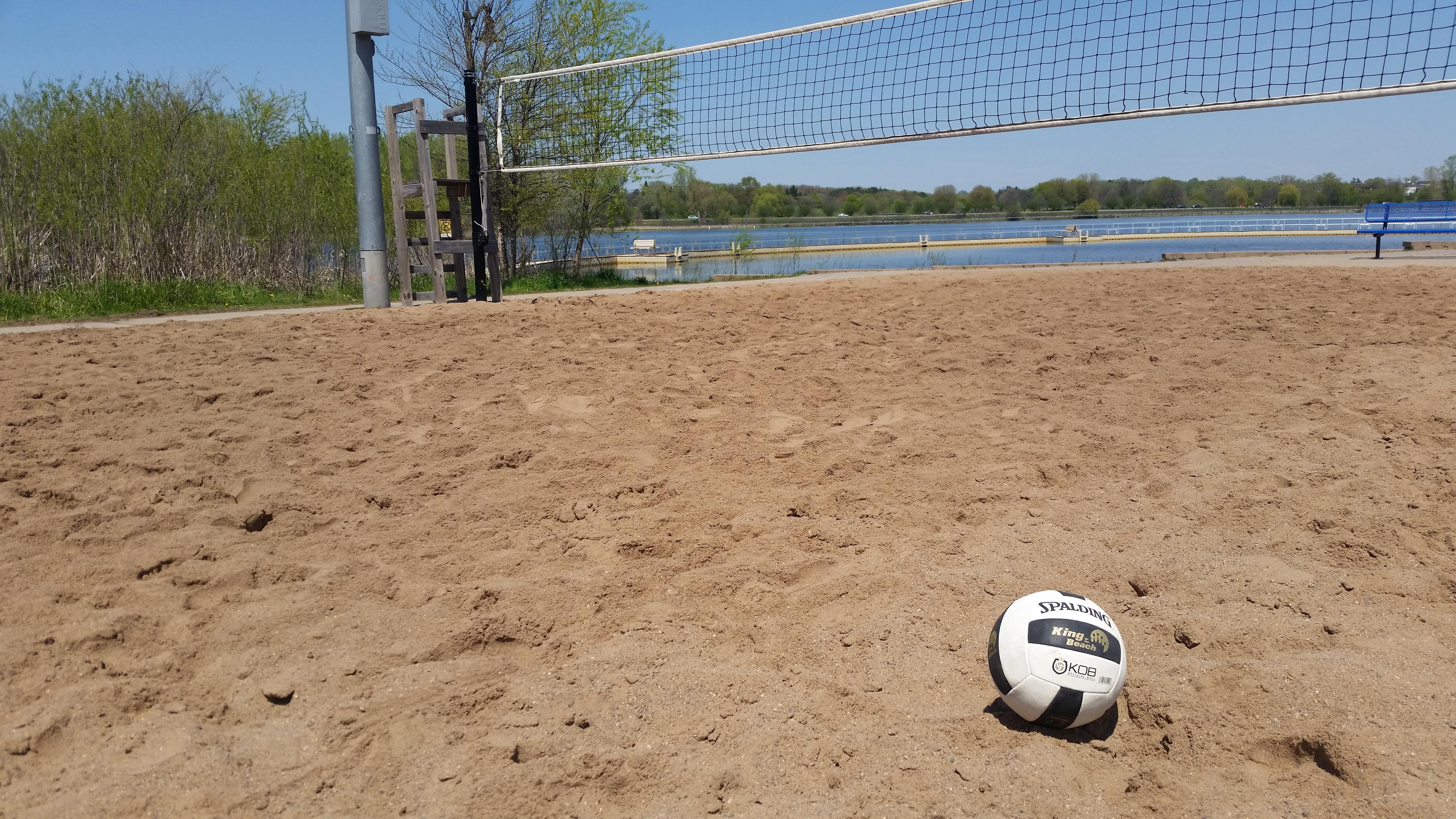 ProjectU Beach Volleyball Spring Training Camps