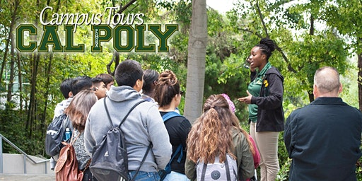 Cal Poly Pomona Prospective Student Tour