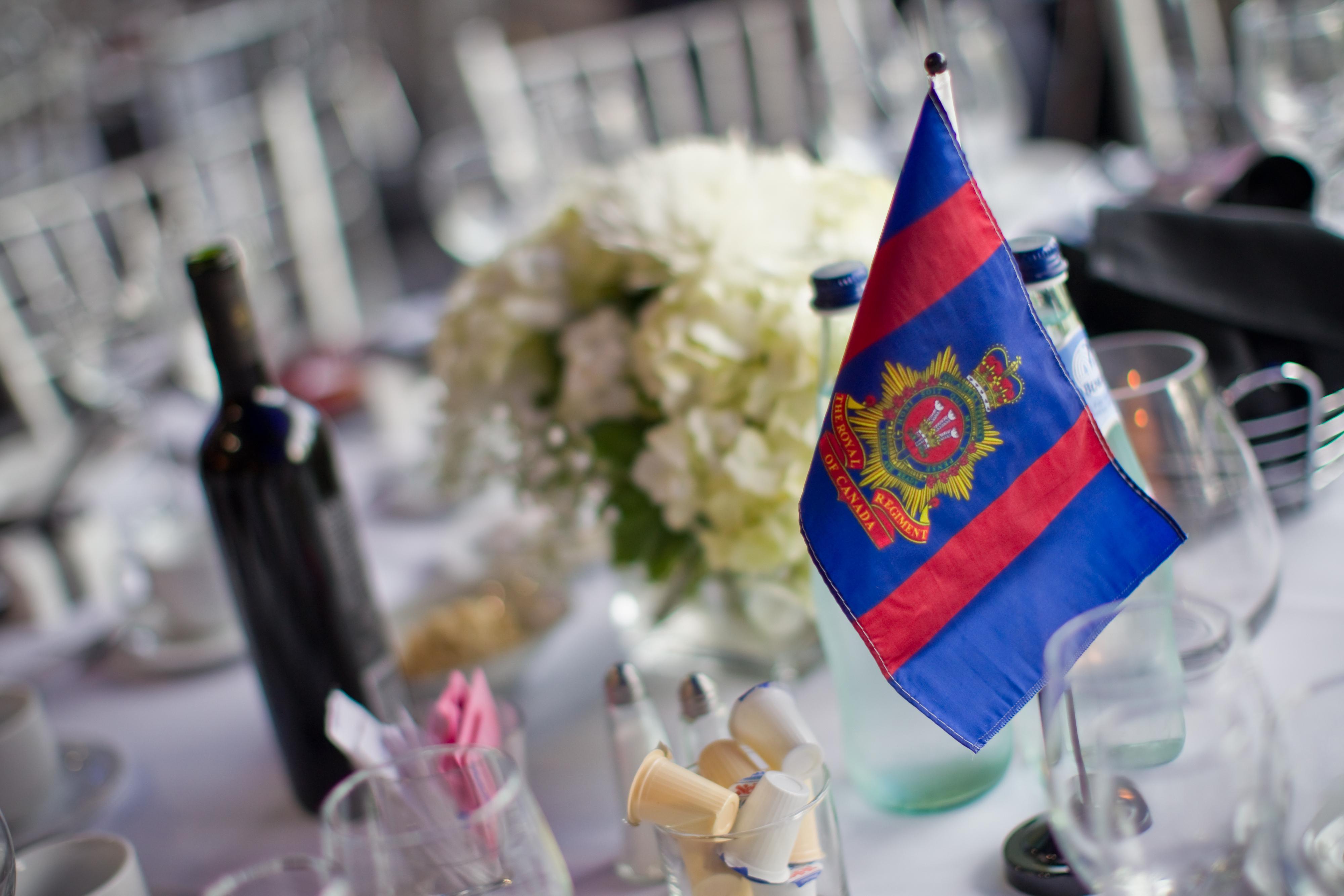 2nd Annual Regimental Ball - The Royal Regime