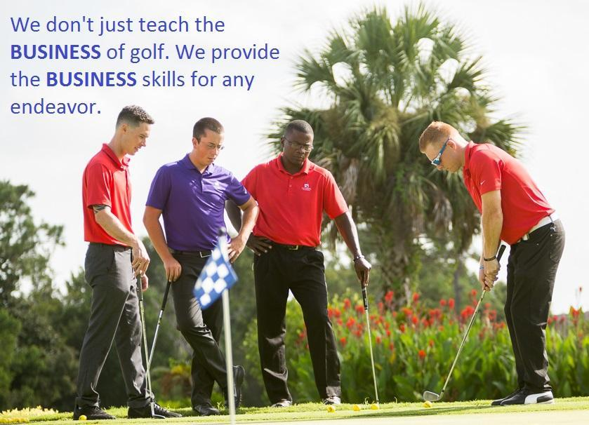 Explore Your Career in Golf: Golf Academy of