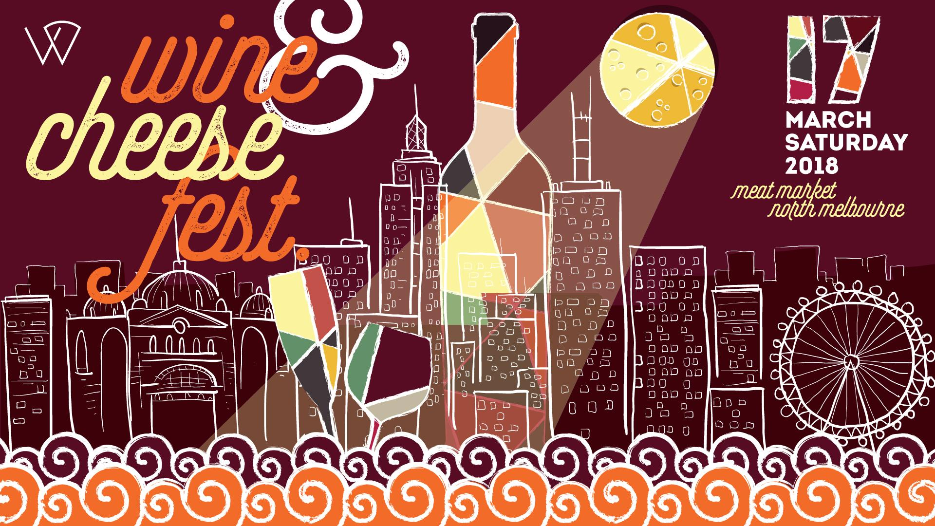 Wine and Cheese Fest @ The Meat Market North