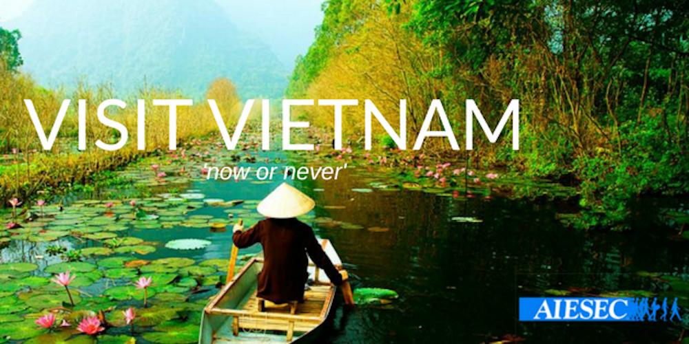 Visit Vietnam - Summer Exchange Information Session