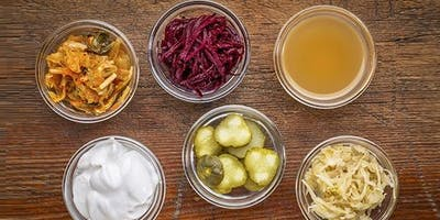 Fermentation and Preserving Workshop
