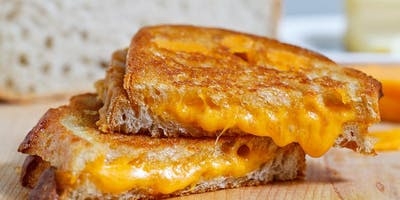 Exclusive Grilled Cheese Lesson