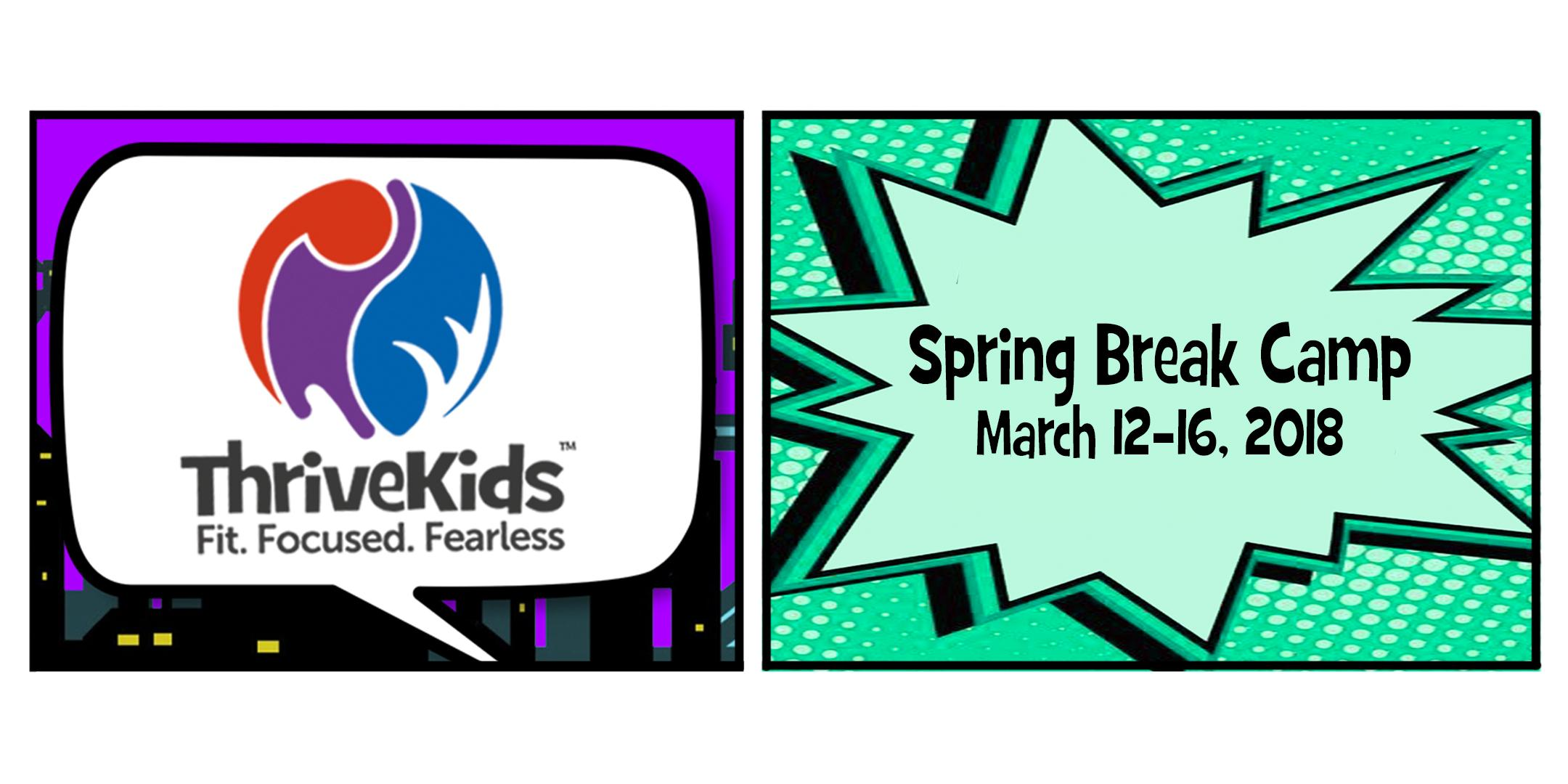 March Break Camp - 1 Day Pass