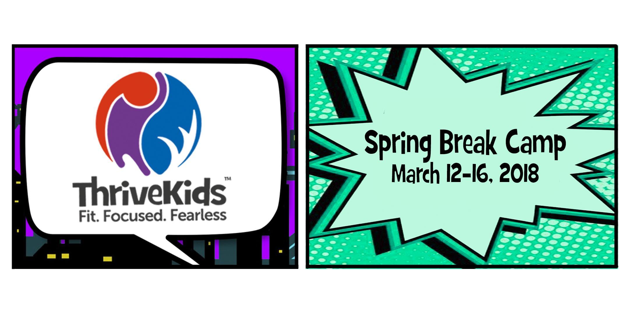 March Break Camp: Week Pass