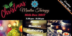 The Mantra Therapy Xmas Special - Live Music, Mantras,...