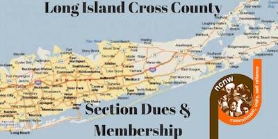 LONG ISLAND CROSS COUNTY ~ NCNW, INC. SECTION DUES & MEMBERSHIP