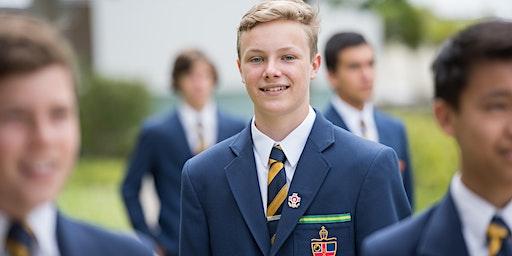 Christ Church Grammar School - Principal's Senior School Tour