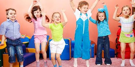 Wiggle and Jiggle Balmain Library - Saturdays 11:00 am tickets