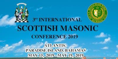 3rd International Scottish Masonic Conference (2019)