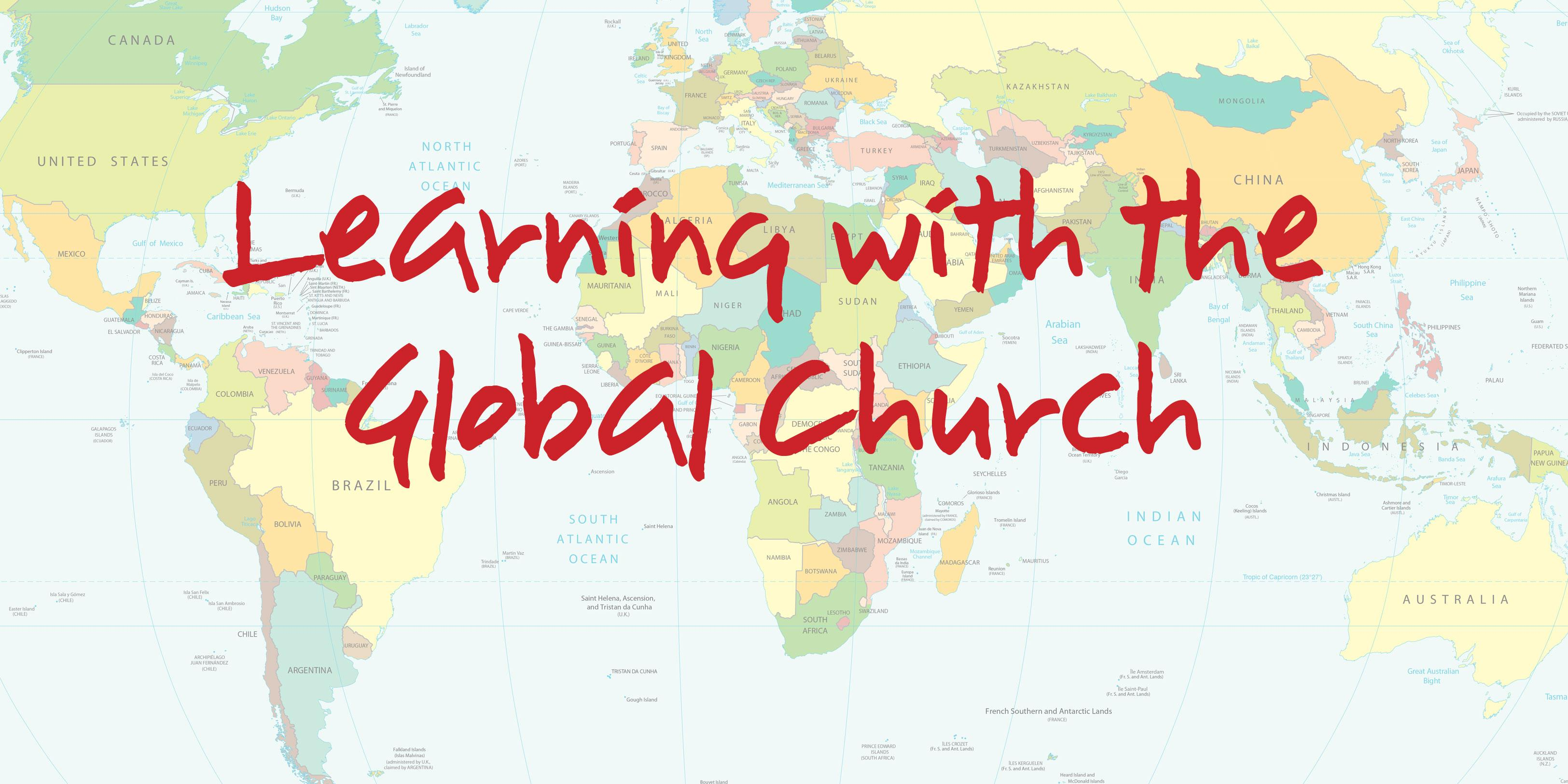 SETS Spring Conference 2018: Learning with the Global Church