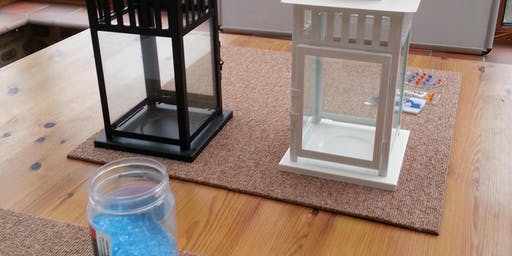 Workshop: Fusing glass for a Lantern