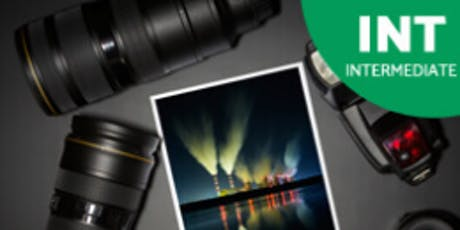 Intermediate Digital Photography tickets