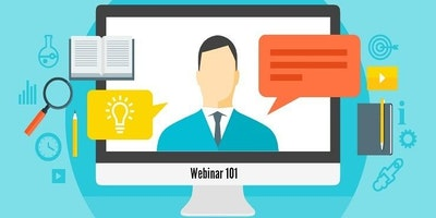 EVENT: Exploring the use of webinars. What do you think?