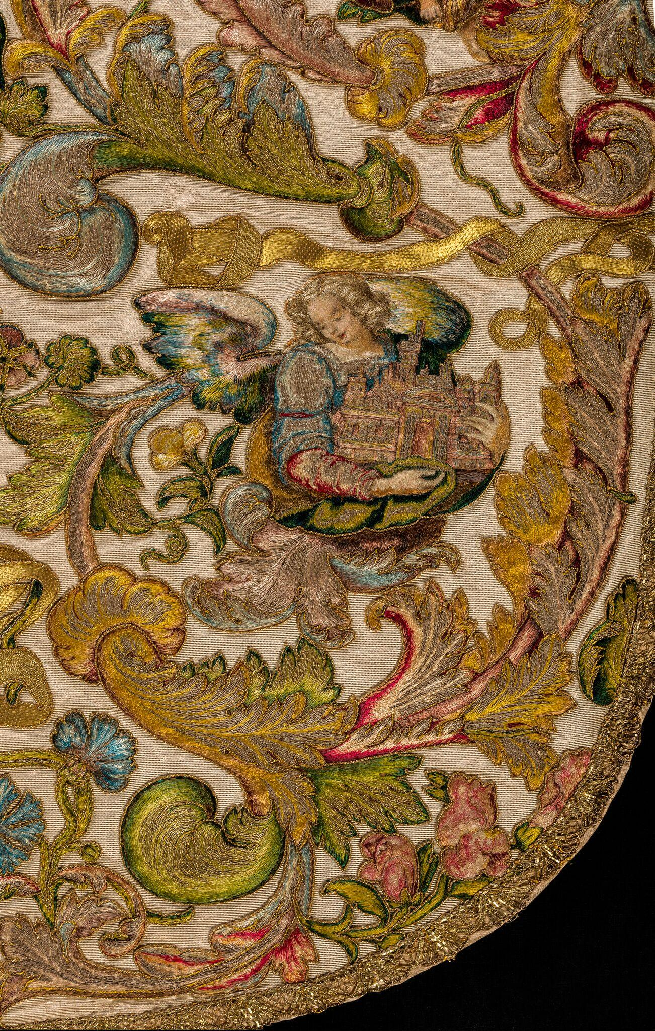 Art in Focus: Chasuble of Cardinal Alessandro Farnese, ca. 1575-1589