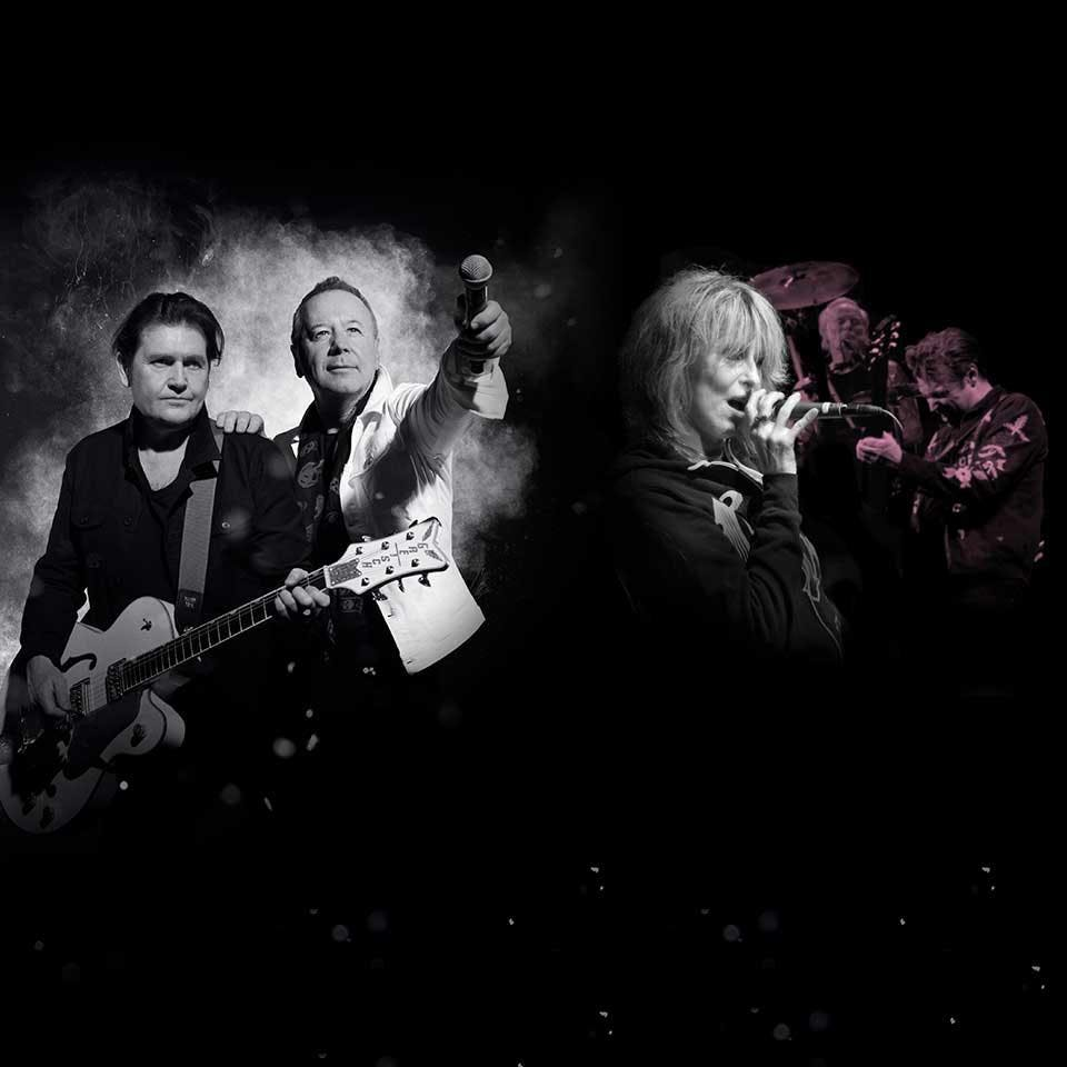 GRANDSLAM 2018 Summer Tour: Simple Minds and