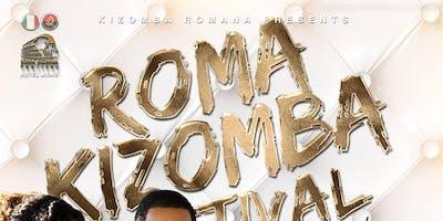 Roma Kizomba Festival - Festa do Semba, 11-15 Oct. 2018, 5* Ed.