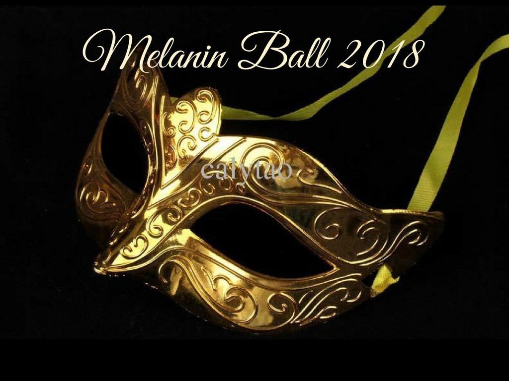 Roosevelt University Melanin Ball 2018