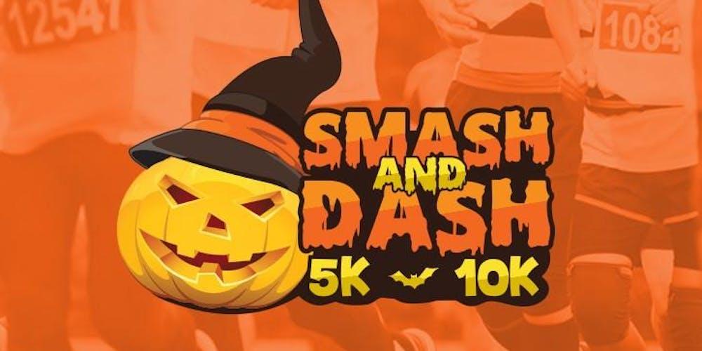 pumpkin smash and dash 5k 10k 2018 registration sat oct 27 2018