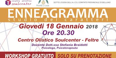 ENNEAGRAMMA Studio dei Caratteri Con Dott.ssa Stefania Braidotti