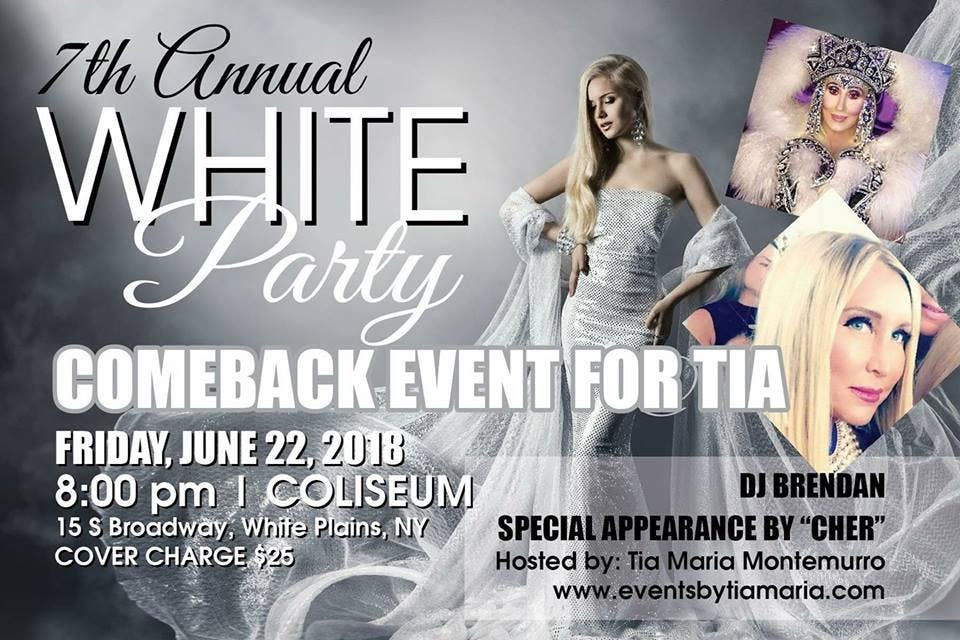 7th Annual White Party