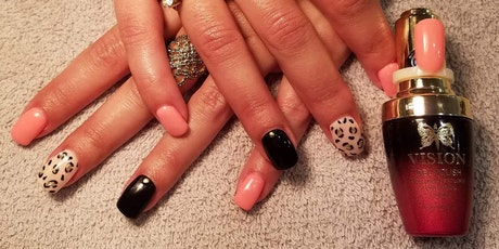 Nail art with bling designs workshop by tammi merritt tickets nail art intensive pinterest worthy art with simple steps tickets prinsesfo Images