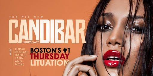 ➲ CANDiBARTHURSDAYS | EACH & EVERY THURSDAY |10pm-2am