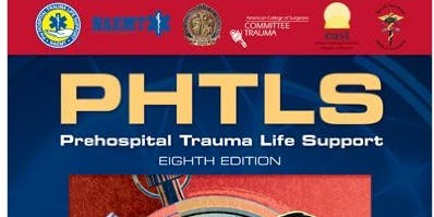 PHTLS Pre-hospital Trauma Life Support Provider December 13, 2019 from 9 AM to 5 PM (Same day NAEMT Provider Cards!) at Saving American Hearts, Inc. 6165 Lehman Drive Suite 202 Colorado Springs, Colorado 80918.