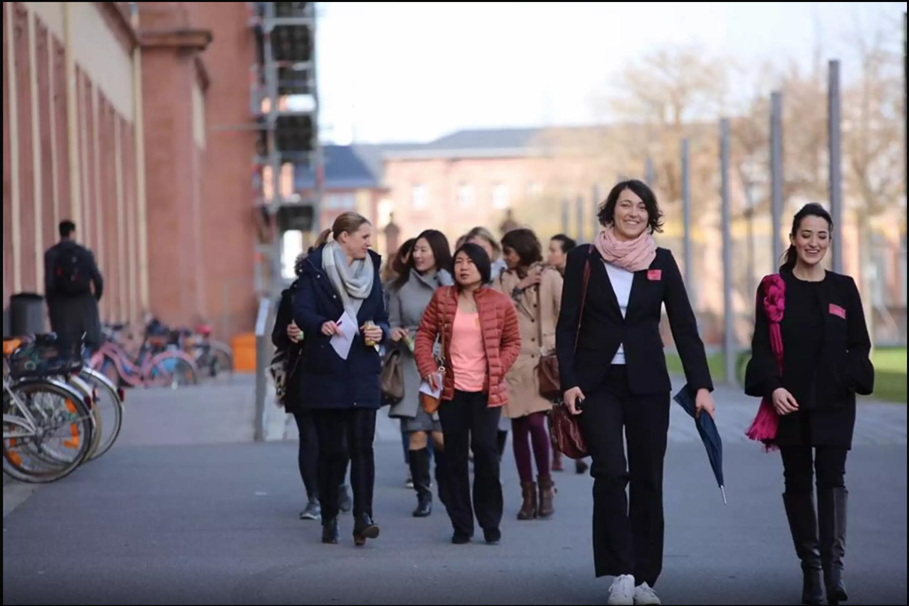 Vital Voices - Mentoring Walk 2018