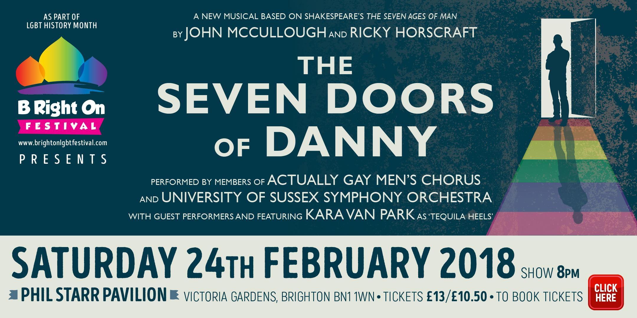 The Seven Doors Of Danny